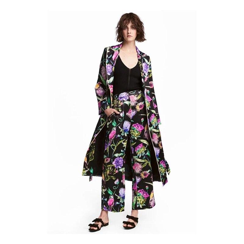 2017 new Fashion women long floral Print kimono cardigan beach font b femme b font sexy