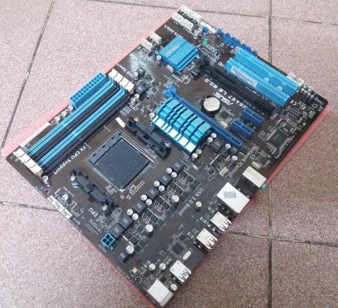 D'origine carte mère ASUS M5A97 LE R2.0 Socket AM3 + DDR3 32 GB USB2.0 USB3.0 SATA3 970 De Bureau carte mère Livraison gratuite
