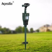 2016 Animal Away Scarecrow Garden Jet Spray Repellent Driving Small Animals Repellent Used Outdoor 31006