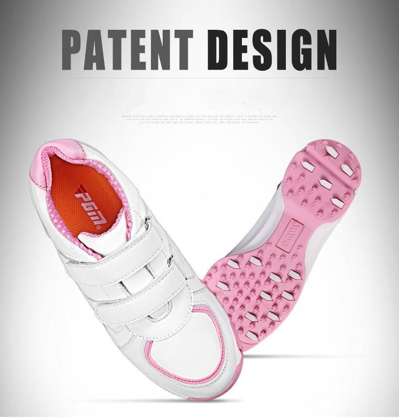 PGM de Golfe Sapatos de Golfe Sapatos