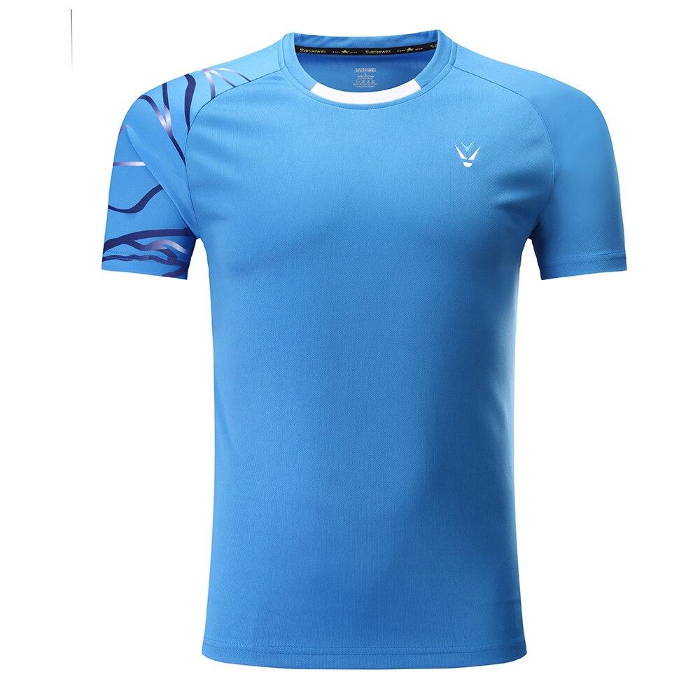 Free Print Quick dry Badminton, sports t shirt , Tennis t shirt Male/Female , Tennis shirts ,Table Tennis t shirt 3861AB