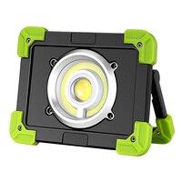 20W COB USB Lampe Led Rechargable Portable Spotlight LED Work Lights Waterproof Flood Light Outdoor Light for Hunting Camping