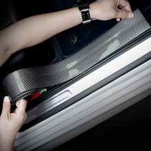 Car Stickers Styling Door Sill Protector Goods For Mitsubishi motors asx lancer 10 9 x outlander