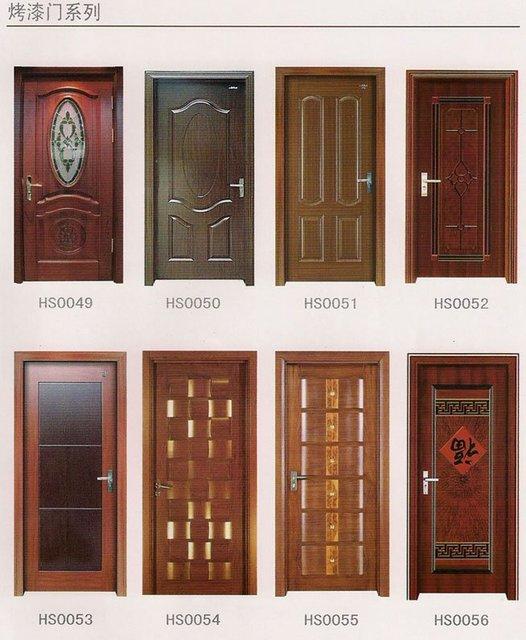 Puerta de madera maciza puertas de los armarios especial - Armarios de madera maciza ...