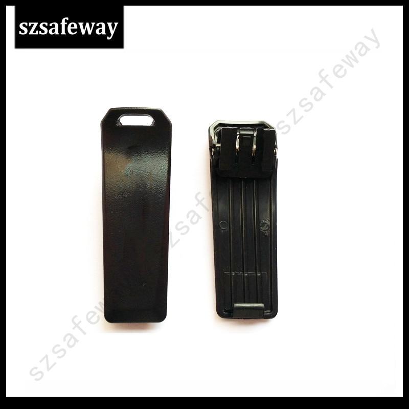 bilder für ORIGINAL Gürtelclip für Wouxun walkie talkie KG-669 KG689 KG-679 KG-UVD1P KG-UV6DP kostenloser versand