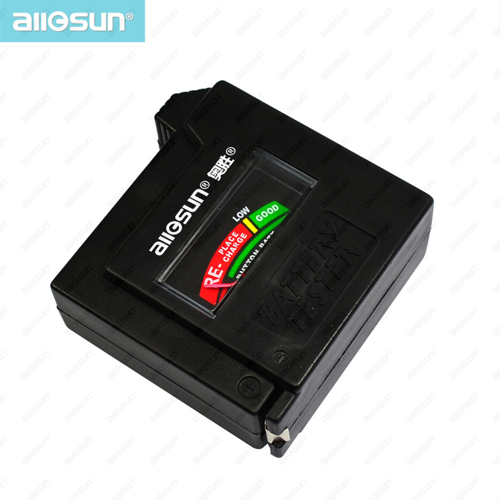 all sun bt1a battery tester fuse tester practical household battery tester cell tester in battery testers from tools on aliexpress com alibaba group [ 1000 x 1000 Pixel ]