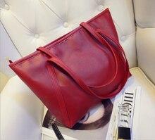 Hot Sale Women Bag Fashion PU Leather Women's Handbags Top-Handle Bags Tote Women Shoulder Messenger Bag GALGALYI