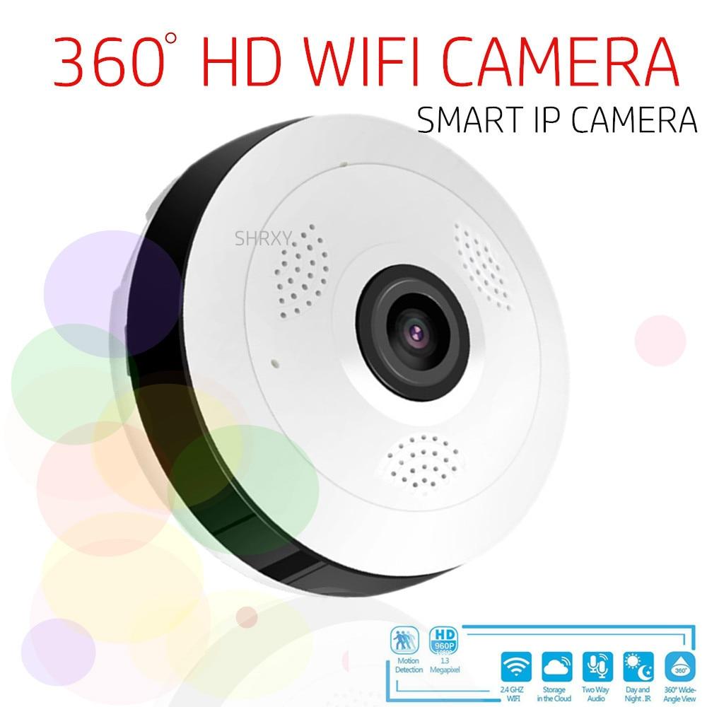 CCTV panoramic smart camera 1