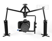 DSLR Rig 6D 5D Mark III IV 7D D610 D810 Camera Video Handheld Mechanical Stabilizer Spider Comodo Orbit Following Shot