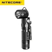 NITECORE MT21C Torch Anglelight CREE XP L HD V6 1000LM 90Degree Adjustable Angle Head LED Flashlight by 18650 Battery