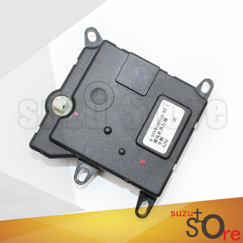 GOLKAR  95VW19E616AD 95VW-19E616-AD D7NEE224 B089052 High Quality O*riginal AC Heater Blend Door Actuator For Ford Transit