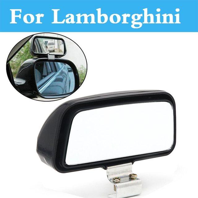 Car Adjustable Wide Angle Rear View Blind Spot Van For Lamborghini