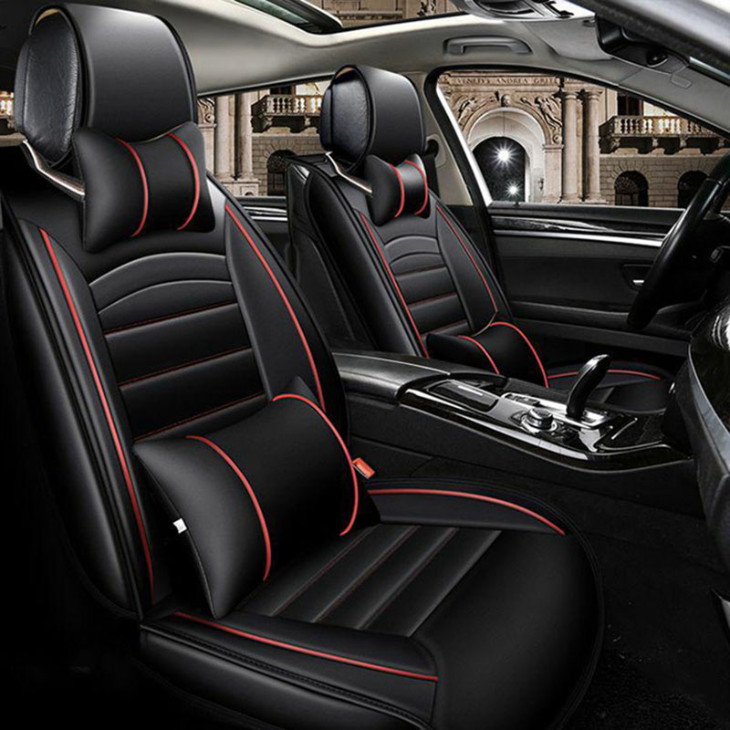 Universal car seat covers Auto Seat Covers for car accessories for Lexus GS300 GS350 GS430 GS450h GS250 GS F GS460 GS200t HS250h