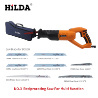 HILDA 950w Reciprocating Saw Woodworking Electric Saw 6 Speed Portable Electric Saws 220v 50hz Scroll Saw