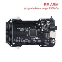 Cloned RE ARM Control Board Upgrade Mega 2560 R3 3D Printer Board 32 Bit Motherboard To Ramps 1.6/1.5/1.4 For 3D Printer Parts
