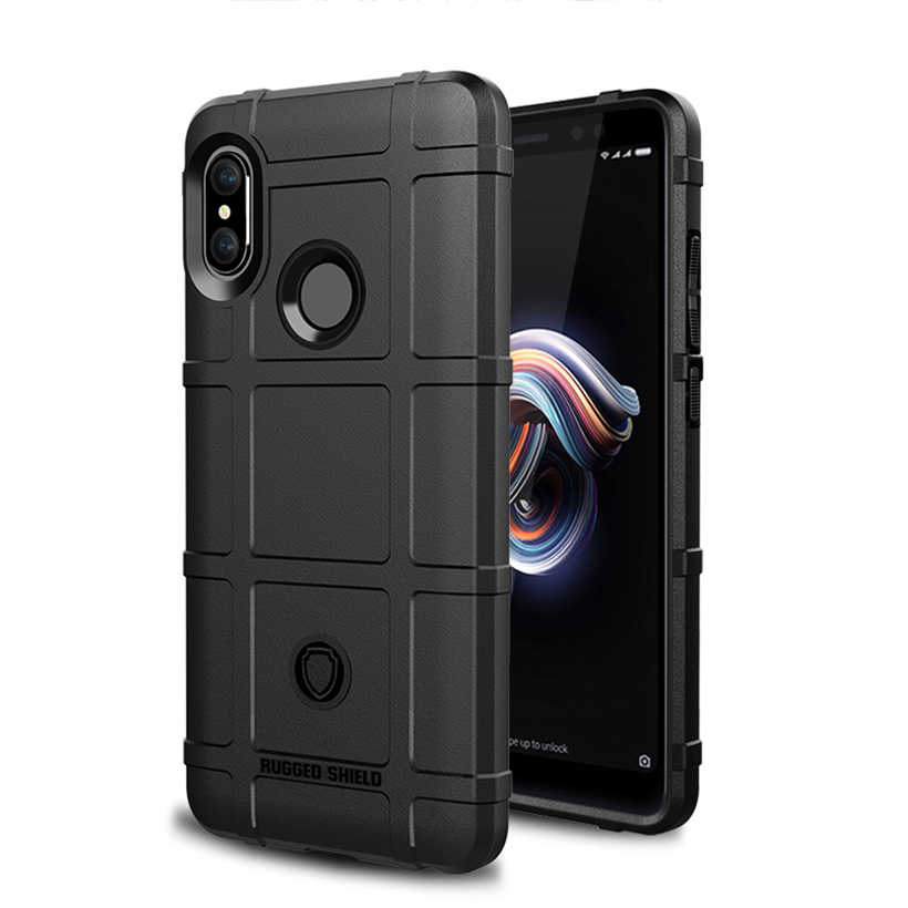 finest selection d97bf 5c1ad Rugged Cases For Moto One Power P30 Note Case Moto G7 Z3 Force P30 Play G6  Plus 1s Cover Silicone Heavy Duty Protection Cover