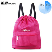 Brand Anti Theft Backpack Containing Bucket Beach Drift Bag Swimming Waterproof Backpack Portable One Shoulder Package