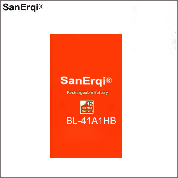 SanErqi BL-41A1HB <font><b>2100mAh</b></font> <font><b>BATTERY</b></font> for <font><b>LG</b></font> X Style Tribute HD Boost Mobile X Style LS676 L56VL <font><b>2100mAh</b></font> <font><b>Battery</b></font> image