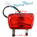 Right Tail Light 50cc 70cc 90cc 110cc 125cc ATV Quad TailLight Taotao Baja Sunl