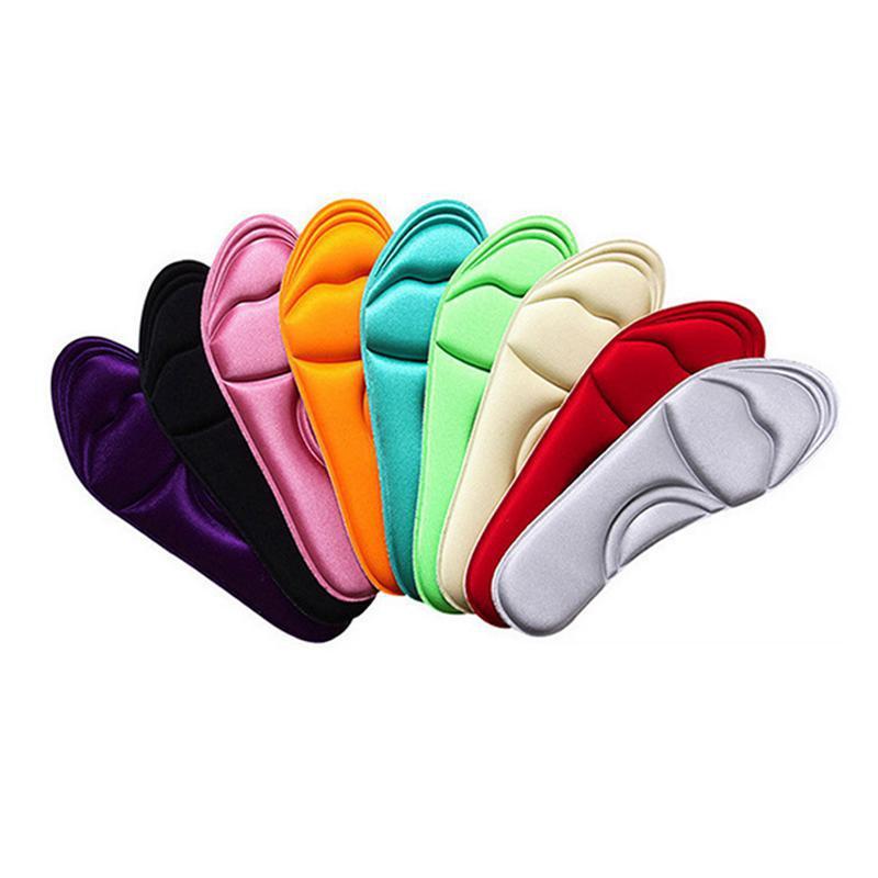 UOYOTT1 Pair Orthopedic Insoles New Memory Foam Pads Cushion Custom Massage Shoe Insoles Trainer Foot Care Insole LDD0114