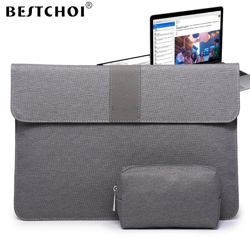 Laptop Case Bag for Macbook Air Pro Retina 15 13 Case Laptop Sleeve 13.3 14 inch Notebook Computer Waterproof Cover Women Men