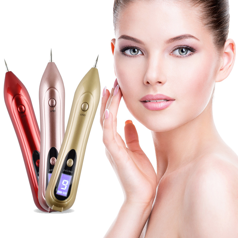3 Color Laser For Tattoo Removal Machine Facial Moles Dot Spot Warts Removal Pen Skin Tag Removal Tool Skin Care Face Massager constructed wetlands for hydrocarbon removal
