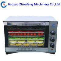 Máquina de secagem seca do secador da folha do chá do cogumelo do desidratador da carne|Desidratadores|Eletrodomésticos -