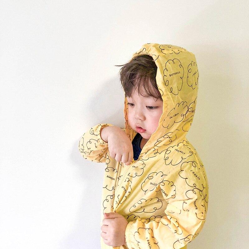 469722176 Baby Boys Summer Jackets Children s Windbreaker Hooded Sun ...