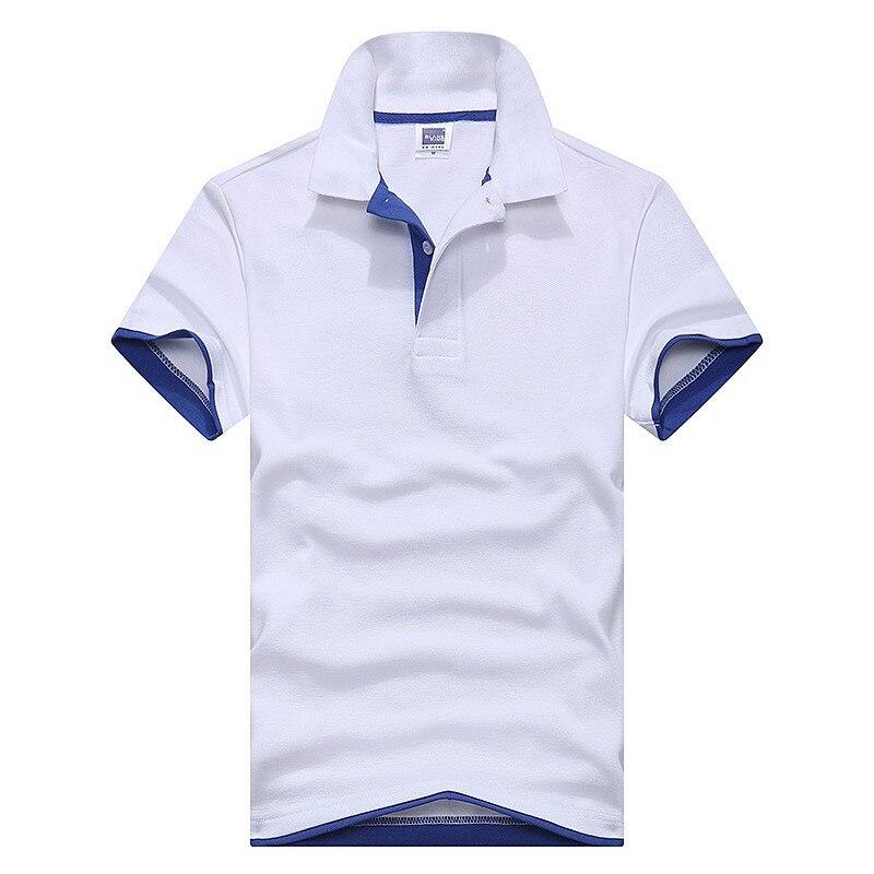 Senior Casual Polo Shirt Men And Women Models Polo Shirt Brand Men S