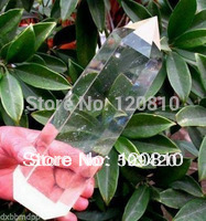 Wholesale>>>LONG NATURAL CLEAR WHITE QUARTZ CRYSTAL POINT Healing thumbnail