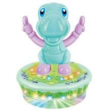 Светлая Музыка Проекционные игрушки электрическая игрушка-проектор развлекательные подарочные украшения Забавные милые маленькие