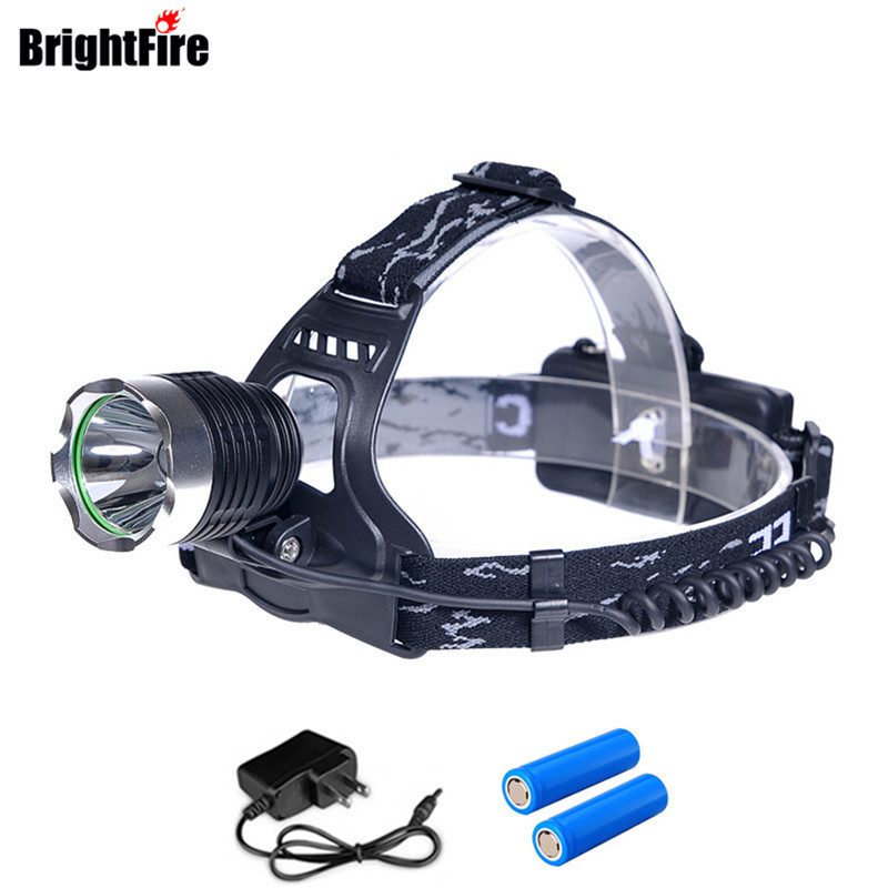 Brightfire 3 Modes LED Headlamp 3800LM T6 Headlight
