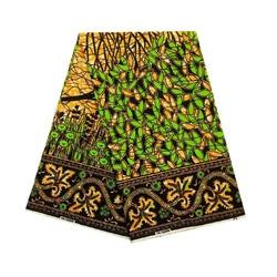 6 metrów wosk afryki ankara prawdziwymi holenderski i w najlepszych cenach w tkaniny 100% bawełna 6 metrów/szt V L 406 w Dekorowanie tkanin od Dom i ogród na