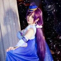 Love Live School Idol Project Cosplay Nozomi Tojo Constellation Wakened Costume Starry Dress