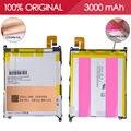 Allparts probado lis1520erpc 3000 mah li-ion batería del teléfono móvil para sony xperia z ultra xl39h c6833 batería de piezas de repuesto