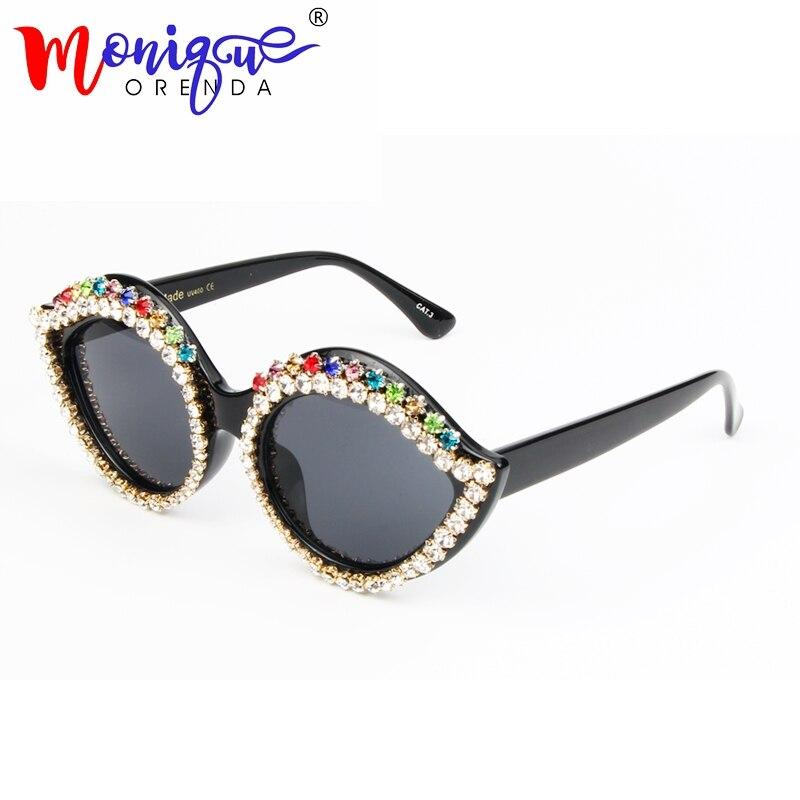 Vintage Sunglasses Women Cat Eye Luxury Brand Designer Sun Glasses Retro Small Sunglasses Black Eyewear oculos