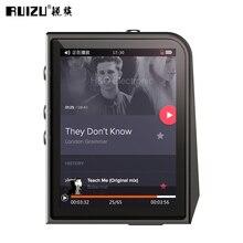 New RUIZU A50 DAP HD Lossless Mini Sport MP3 Player With 2.5 Inch Screen HIFI MP3 Music Player Support 128G TF Card/DSD256
