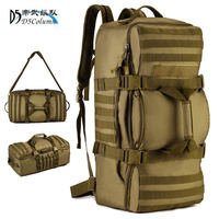 Men Bags 60 L Waterproof Backpack Military 3 P Aircraft Best Multi Function Backpack Male Notebook