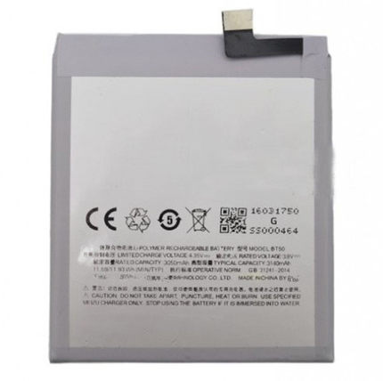 3450mAh High Quality BT56 Battery for Meizu Meizy MX5 Pro / 5 Pro5 M5776 Batterie Bateria Accumulator