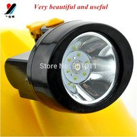 Led Cordless Mining Cap Lamp Led Waterproof Headlamp Mining Lights YJM KL2 8LM B Christmas Gift