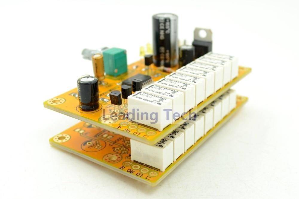 YS HIFI 4-Channel Relay Volume Control Board Potentiometer ALPS AC 12V-18V lite ga 5 4 alps remote volume control 4 ways board combined motor ac9 12v rca input