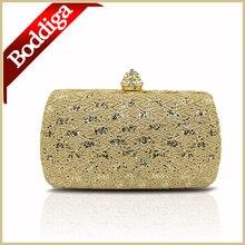 Neueste Mode frauen Tag handtasche Hart Fall Gold Partei Clutch Box Stil Silber Abendtaschen Freies Verschiffen 011