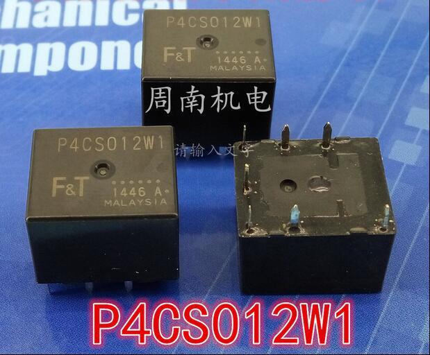 HOT NEW relay P4CS012W1 P4CS012 12VDC DC12V DIP7 10pcs/lot 20pcs lot dip7 viper16l