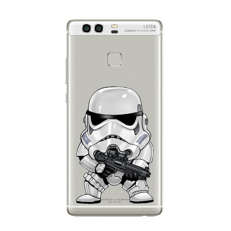 Star Wars TPU Case Cover For Huawei P8 P9 P10 P20 Lite Plus Mate ...