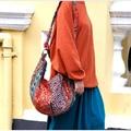 Bolsa de Algodón Bolsa de Viaje Mujeres Hippie bohemia Para Mujer Del Bolso Hobos Crossbody Bolsos de Hombro Del Mensajero envío libre