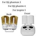 DJI Phantom 4 3 Inspire 1 Transmitter RC Remote Control Extended Range Board Copper Parabolic Antenna Signal Booster Free Ship