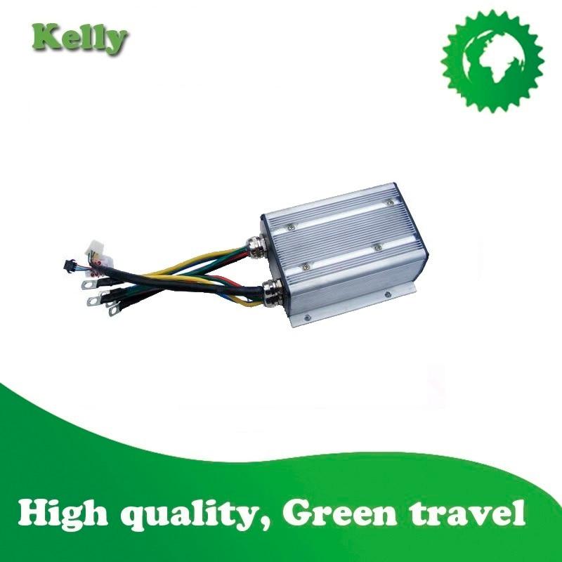 Синусоидальный контроллер Kelly Sinewave KLS6035S 24в-60в 350A для мотора концентратора 3000 Вт