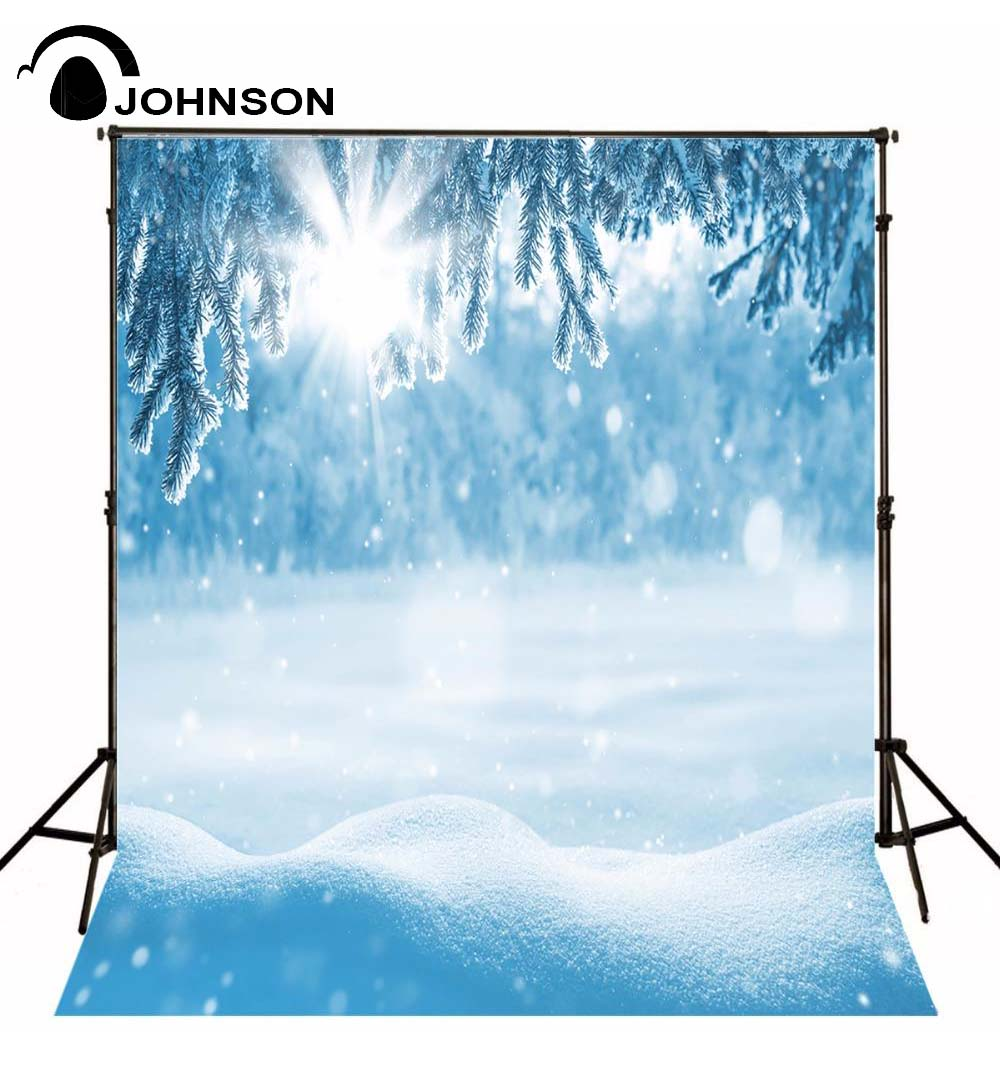 Blue Frozen Ice Snow Winter Scene Sun photo backdrop High-quality Vinyl cloth Computer printed party  Backgrounds snowman village snow moon snowflake photo backdrop high grade vinyl cloth computer printed christmas photography backgrounds