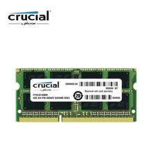 Crucial DDR3 4G 1600MHZ 1.35V CL11 204pin PC3 12800 Laptop Memory RAM SODIMM
