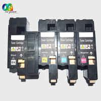 4PK Toner Cartridge 6010 6015 Set Compatible For XEROX Workcenter 6015V Printer High Yield
